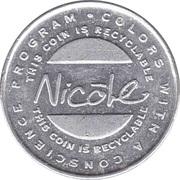 Token - Nicole – obverse