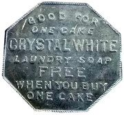 Crystal White – obverse