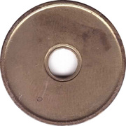 Public Swimming Pool Token - Therapie - Bereich (adult/youth) – reverse