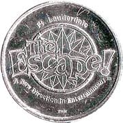 Token - The Escape! – obverse