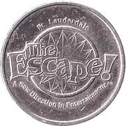 Token - The Escape! – reverse