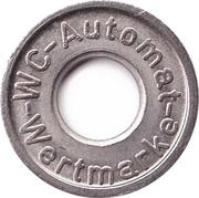 Token - WC Automat Wertmarke (type 2) – obverse