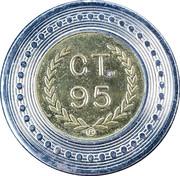 Token - CT 95 – obverse