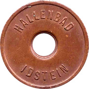 Public Swimming Pool Token - Idstein (youth) – obverse