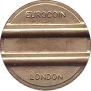 Token - Eurocoin London (Dunelm Coin ltd.) – obverse