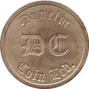 Token - Eurocoin London (Dunelm Coin ltd.) – reverse
