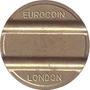 Token - Eurocoin London (Mason Organisation) – obverse