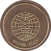 Token - MMC Milano Italy ($) – obverse