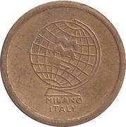 Token - MMC Milano Italy (Blank; 26.8 mm) – obverse
