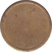 Token - MMC Milano Italy (Blank; 26.8 mm) – reverse