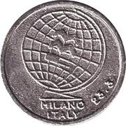 Token - MMC Milano Italy (star 1) – obverse
