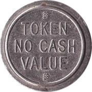 Token - MMC Milano Italy (No Cash Value) – reverse
