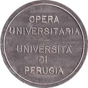 Token - Opera Universitaria (Perugia) – obverse
