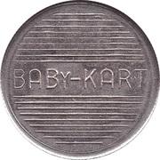 Token - C.E.A. (baby-kart) – reverse