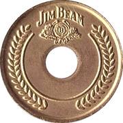 Token - Jim Beam – reverse