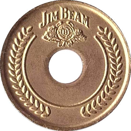 Token - Jim Beam - * Tokens * – Numista