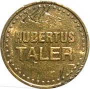 Hubertus Taler - Hubertus Apotheke (Rotenburg) – reverse