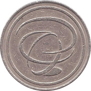 Car Wash Token - Total (only logo) – obverse