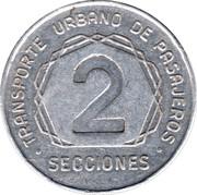 Bus Token - 2 Secciónes (Córdoba) – reverse
