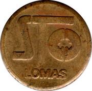 Parking Token - STO (Lomas de Zamora) – obverse