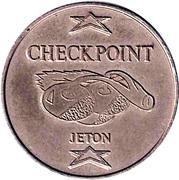 Game Token - Checkpoint – obverse