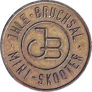 Token - Ihle Bruchsal – reverse