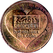 Token - Knorr Caterplan – reverse