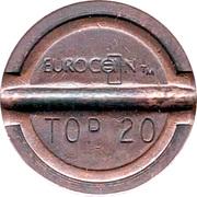 Token - Eurocoin (Top Twenty) – reverse