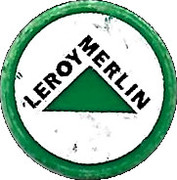 Shopping Cart Token - Leroy Merlin (1 Euro) – obverse