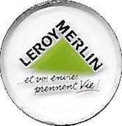 Shopping Cart Token - Leroy Merlin (Transparent) – obverse