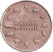 Token - Ouwehands Dierenpark – reverse