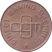 20 Pence - Eurocoin Token (Direct Gaming Machines) – obverse