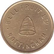 Token - Bell Fruit Ltd (Nottingham; 3 Alike) – obverse