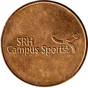 Token - SRH Campus Sports – obverse