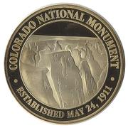 Token - Colorado National Monument (National Park Service Centennial) – obverse