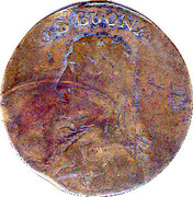 Token - Bonaparte 1796 – obverse