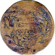 Token - Bonaparte 1796 – reverse