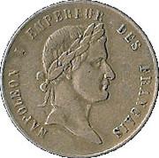 Token - Napoleon I / Louis Napoleon President – obverse