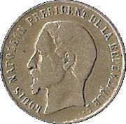 Token - Napoleon I / Louis Napoleon President – reverse