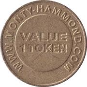 1 Token - Monty Hammond – reverse