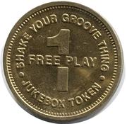 Jukebox Token - 1 Free Play (Rockfish) – reverse