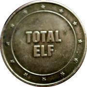 Token - Total Elf (2 Temps) – obverse