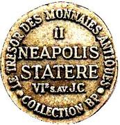 Token Collection BP - Le Trésor des Monnaies Antiques (№II) – reverse