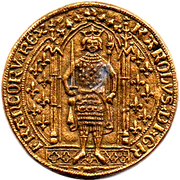 Token Collection BP - Le Trésor des Rois de France (№12 - Charles V) – obverse