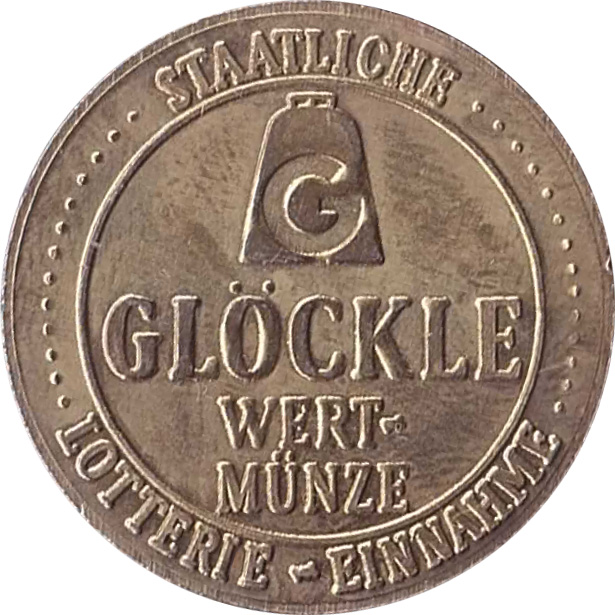 Staatliche Lotterie Glöckle