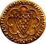Token Collection BP - Le Trésor des Rois de France (№7 - écu d'or) – obverse