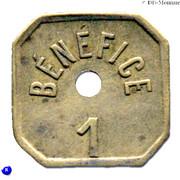1 Bénéfice L'indépendante Lille 59 – reverse