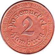 2 Posemuckel-Taler (bronze) – obverse