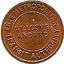 1 Fare - Erie Metropolitan Transit Authority (Erie, PA.) – obverse