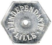 Echange L'indépendante Lille [59] – obverse